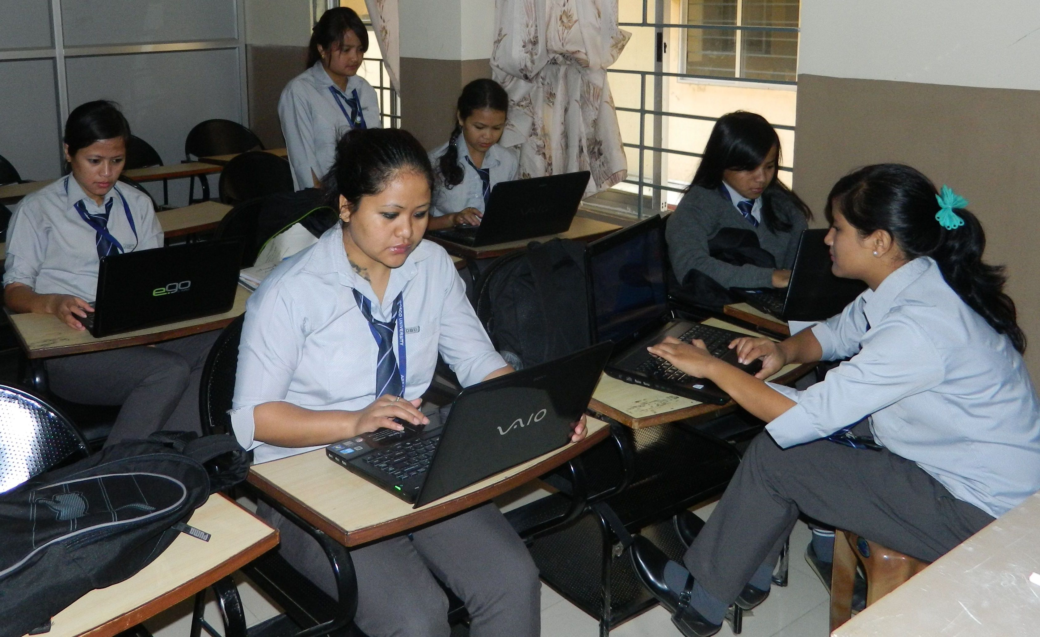 Collège Don Bosco: Assam Don Bosco University